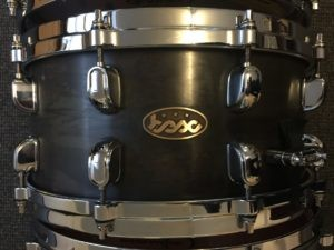 Dark Blue Copper Snare BESC