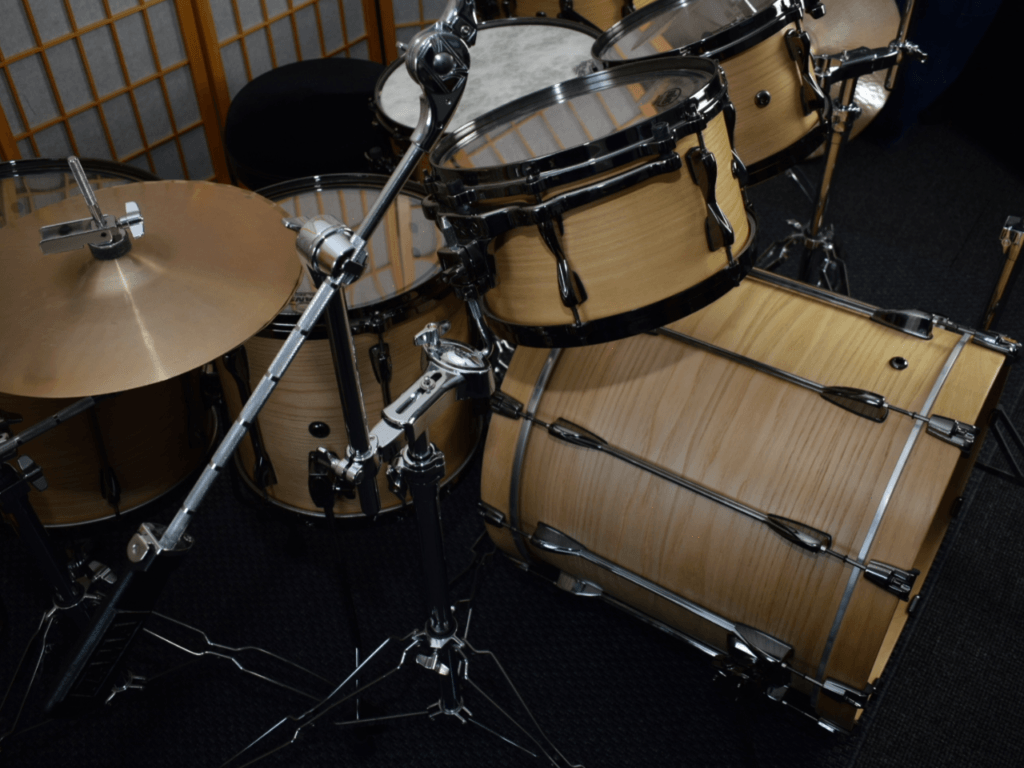 Drum Kit Bubinga Wood BESC