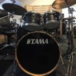 Tama Starclassic B/B renovated From red to satin black